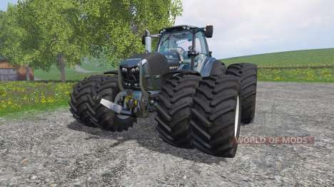 Deutz-Fahr Agrotron 7250 Warrior v3.0 für Farming Simulator 2015