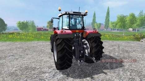 Massey Ferguson 7726 v2.0 pour Farming Simulator 2015
