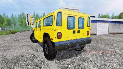 Hummer H1 Alpha pour Farming Simulator 2015
