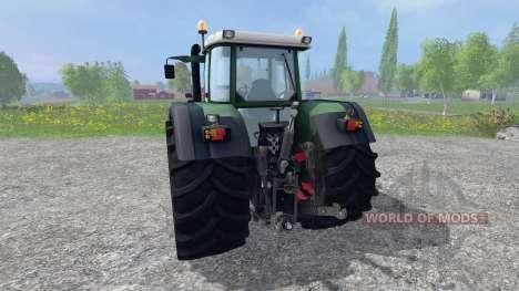Fendt Favorit 824 pour Farming Simulator 2015