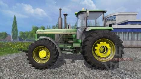 John Deere 4755 v3.0 pour Farming Simulator 2015