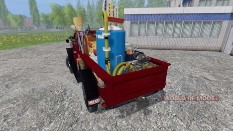 Dodge Power Wagon WM-300 [service] für Farming Simulator 2015