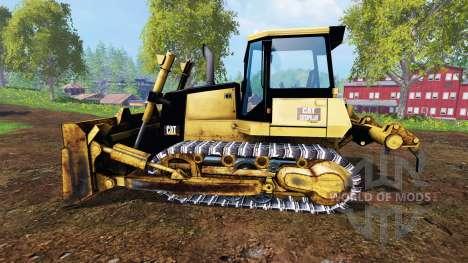 Caterpillar D6 pour Farming Simulator 2015