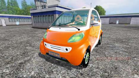 Smart ForTwo für Farming Simulator 2015