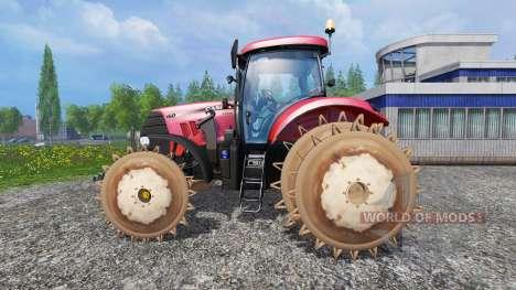 Case IH Puma CVX 160 FL pour Farming Simulator 2015