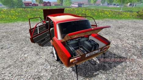 VAZ-2101 für Farming Simulator 2015
