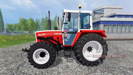 Steyr 8090A Turbo SK2 [normal] pour Farming Simulator 2015