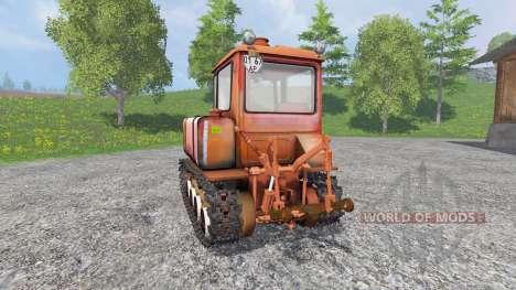 DT-75N pour Farming Simulator 2015