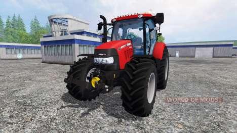 Case IH Maxxum 140 für Farming Simulator 2015