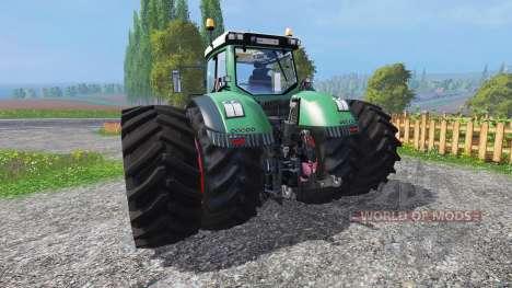 Fendt 1050 Vario [grip] v4.2 für Farming Simulator 2015