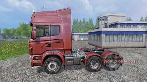Scania R730 [Topline] für Farming Simulator 2015