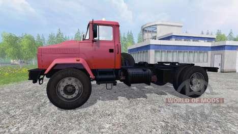 KrAZ-5133 v1.1 für Farming Simulator 2015