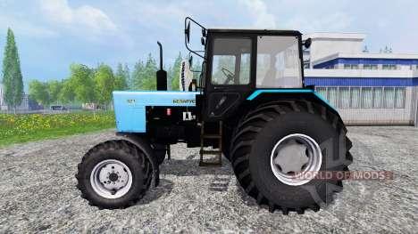 MTZ-82.1 v2 Biélorusse.3 pour Farming Simulator 2015