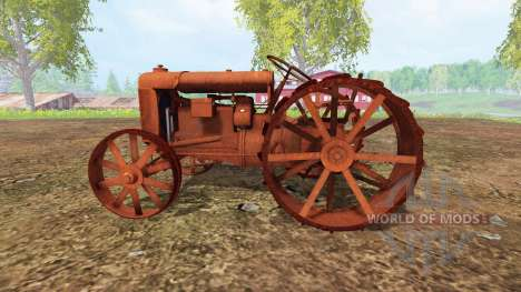 Fordson Model F 1917 [relict] pour Farming Simulator 2015