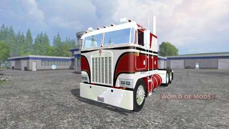 Kenworth K100 pour Farming Simulator 2015