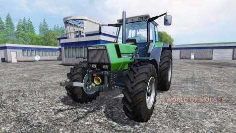 Deutz-Fahr AgroStar 6.31 v1.0.2 pour Farming Simulator 2015