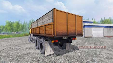 KamAZ-55102 v1.2 für Farming Simulator 2015