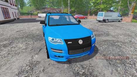 Volkswagen Touareg I für Farming Simulator 2015