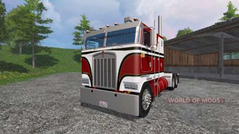 Kenworth K100 v2.0 für Farming Simulator 2015