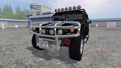 Hummer H1 [Terminator] pour Farming Simulator 2015
