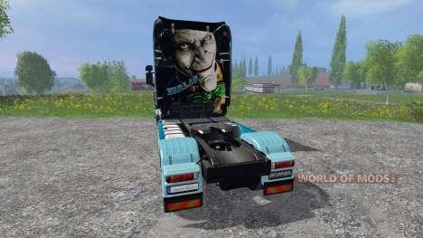 Scania R560 [power] für Farming Simulator 2015
