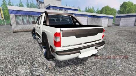Chevrolet S-10 pour Farming Simulator 2015