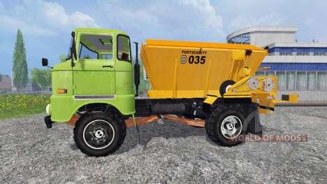 IFA W50L [fertilizer] für Farming Simulator 2015