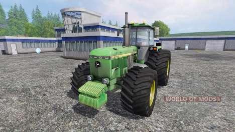 John Deere 4755 [terra] für Farming Simulator 2015