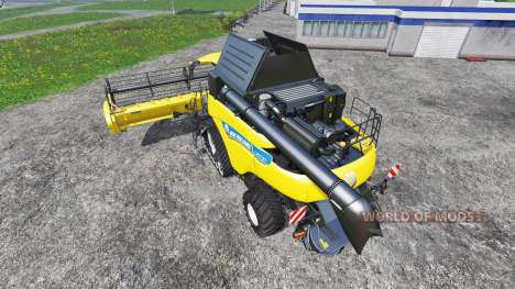 New Holland CR 9090 [SmarTrax] pour Farming Simulator 2015