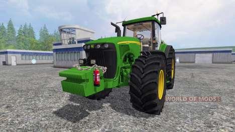 John Deere 8520 [full] für Farming Simulator 2015