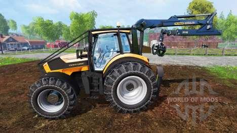 Deutz-Fahr Agrotron 7250 TTV [forestry] v1.2 für Farming Simulator 2015