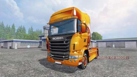Scania R560 [sitting bull] für Farming Simulator 2015