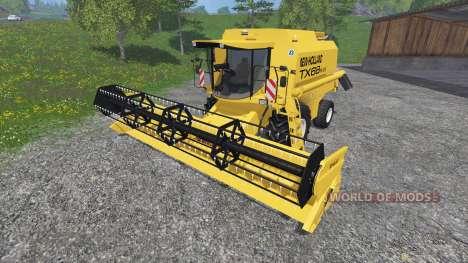 New Holland TX68 für Farming Simulator 2015