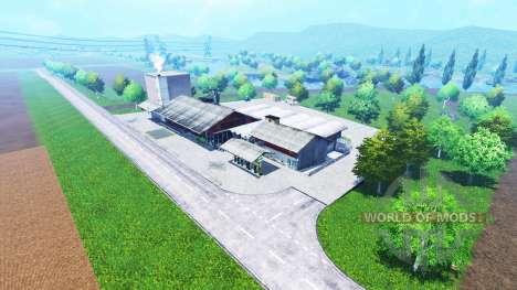 Hagestedt v1.0 für Farming Simulator 2015