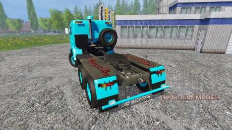 KamAZ-54112 v2.0 pour Farming Simulator 2015