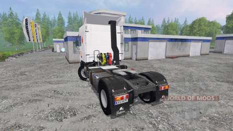 Pegaso Troner für Farming Simulator 2015