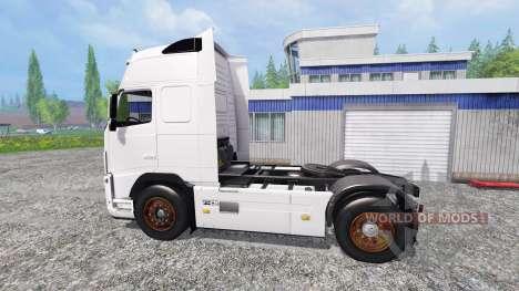 Volvo FH16 Mk.II v1.1 für Farming Simulator 2015