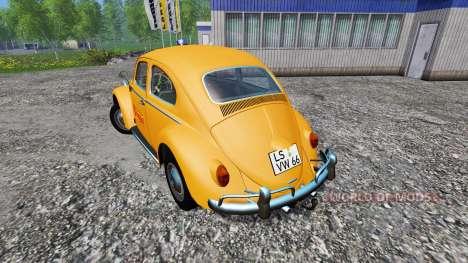 Volkswagen Beetle 1966 [Maltese] pour Farming Simulator 2015