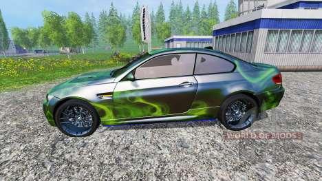 BMW M3 (E92) [NOS] für Farming Simulator 2015