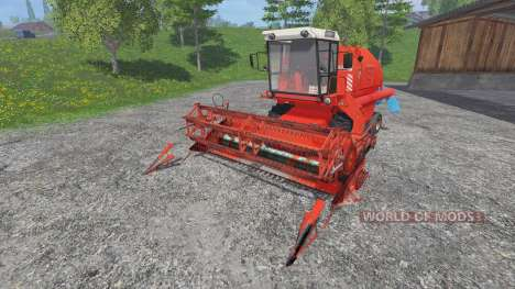 Bizon Z058 [record] für Farming Simulator 2015