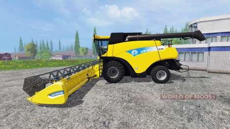 New Holland CR 9090 pour Farming Simulator 2015