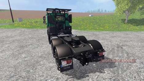 Tatra Phoenix T 158 6x6 [AgroTruck] für Farming Simulator 2015