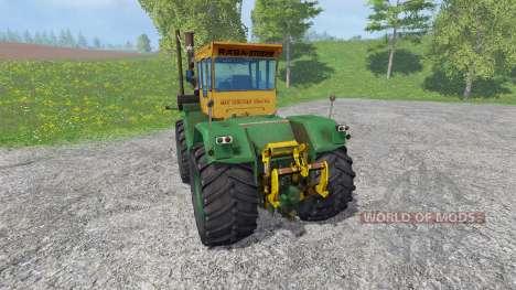 RABA Steiger 250 v2.1 pour Farming Simulator 2015