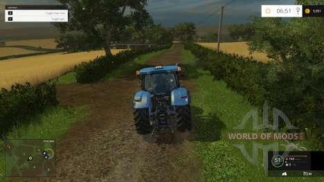 Coldborough Park Farm 2015 v1.2 für Farming Simulator 2015