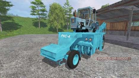 RKS-4 v2.0 für Farming Simulator 2015
