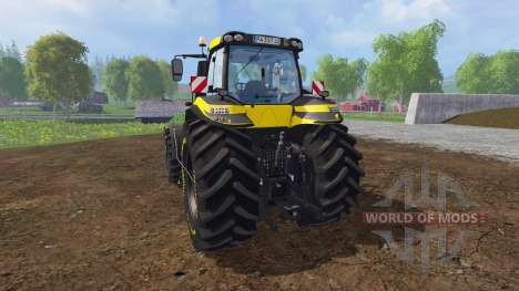 New Holland T8.420 v1.1 pour Farming Simulator 2015