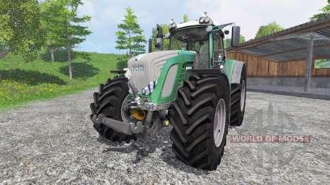 Fendt 939 Vario [washable] pour Farming Simulator 2015