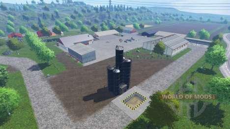 Hagestedt v1.1 pour Farming Simulator 2015