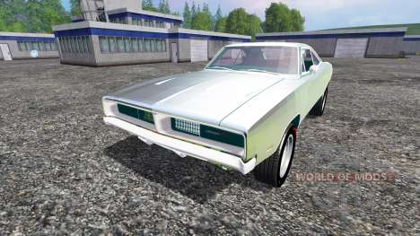 Dodge Charger RT pour Farming Simulator 2015