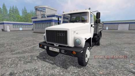 GAZ-35071 v2.0 für Farming Simulator 2015
